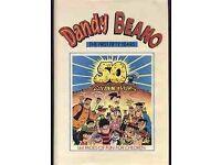 Dandy Beano 50 Golden Years