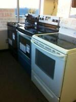 "STOVES $250 to $449 - USED ""SALE"" - Open this FRIDAY to ""8"" PM"