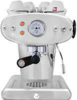 FrancisFrancis X1 Chrome Espresso Cappuccino Machines ON SALE!