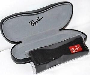 replacement ray ban glasses case  ray ban hard case