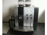 Jura x9 coffee machine