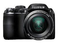 "Fujifilm FinePix S4000 14.0 MP Digital Camera w Fujinon 30x SWAOZ Lens 3"" LCD PICK UP FROM LEEDS"