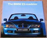 BMW Z3 Owners Manual