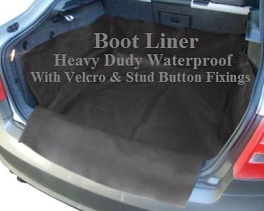 CHRYSLER ALL MODELS HEAVY DUTY WATERPROOF CAR BOOT COVER LINER PROTECTOR