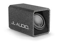 JL Audio HO110-W6v3 Subwoofer & JL Audio XD600/1 Amp with remote controller