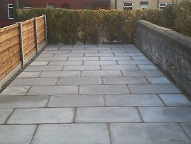 Khan fencing slabing tree surgeon and draive way and removal 07417417841