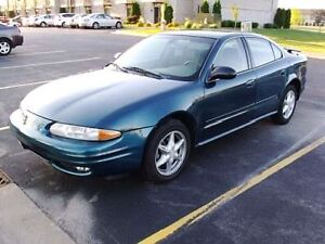 2004 alero safetied and E-tested