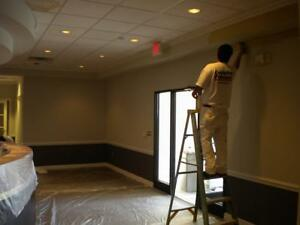 PAINTING Commercial Residential Offices Wharehouses Industrial, London Ontario image 2