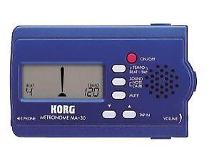 Korg Digital Ma-30 Ultra Compact MA30 Metronome