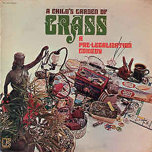 A Child's Garden Of Grass - Vintage Vinyl