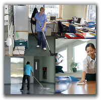 Excellent janitorial service that fits the budget.