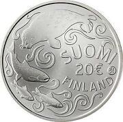 Finnland Silber