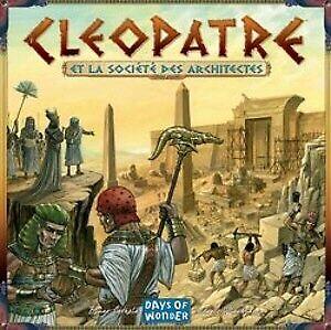 Days of Wonder • Cléopatre et la société des architectes