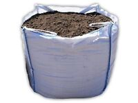 SCREENED TOPSOIL IN 1 TON BAGS OR TIPPED LOOSE