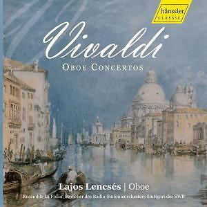 Oboe Concertos CD NEU