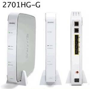 3 ADSL modem+routers Wifi  2WIRE 2701HG-G