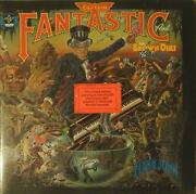 Elton John Captain Fantastic LP