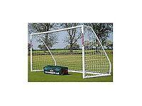 Brand New Samba 12 X 6ft Match Football Goal - 2 Pack