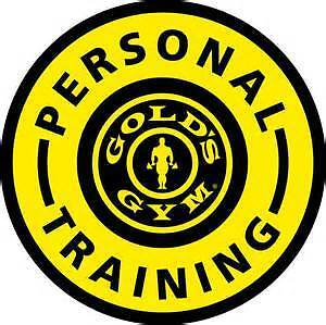 Gold's Gym Personal Training Sessions - 80 Available
