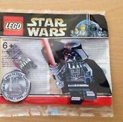 Lego Chrome Darth Vader