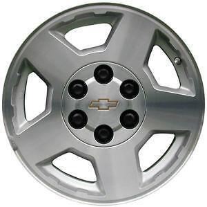 2007 Tahoe Wheels