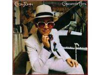 ELTON JOHN - GREATEST HITS - VINYL LP - PORTUGAL IMPORT