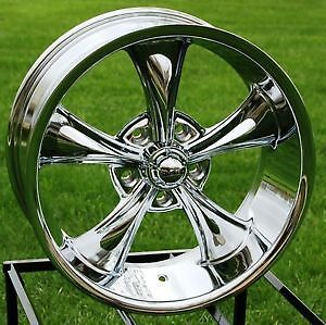 "RIDLER 695 20"" STAGGERED Rims! 5x127/5x5.0 C10 C1500 20x8.5/20x10"