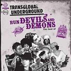 cd - Transglobal Underground - Run Devils And Demons: The