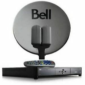 DISH INSTALLS! BELL / DISHNETWORK / DIRECTV/ SHAW DIRECT / TELUS
