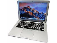 Apple Macbook Air Mid 2013 Core i5 8Gb Ram 256G SSD 1.5G HD Graphics Mac OS Sierra