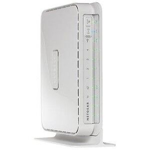 NETGEAR WNR2200-100UKS N300 Wireless Cable Router - With USB