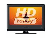 TV Goodmans LD1547D LCD TV 16' Built-In Freeview +HD+USB+ remote