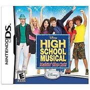 Nintendo DS Games High School Musical