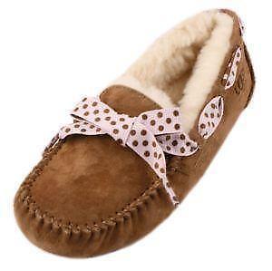 ugg dakota leather bow nz