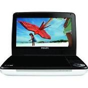 Region Free Portable DVD Player