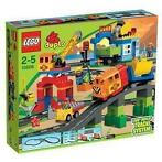 Klodser Lego Duplo, fra 2 År, 134 dele, Tema By