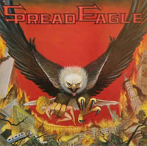 Looking for vinyl or CD from group Spread Eagle Kitchener / Waterloo Kitchener Area image 1