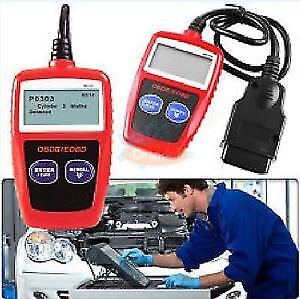 MAXISCAN 309 OBD2 ENGINE CODE READER WITH ON SCREEN DEFINITION.