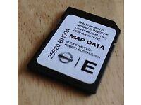 Nissan SD CARD 25920 BH00A