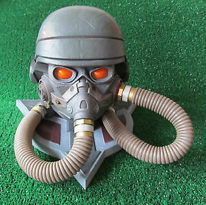 Steampunk style, Killzone PS3 Head, Helmet, Military Pilot, War