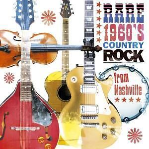 Various - Rare 1960s Country Rock from Nashville (OVP)