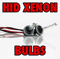 HID XENON REPLACEMENT BULBS - 3000K 4300K 6000K 8000K 10000K Wat