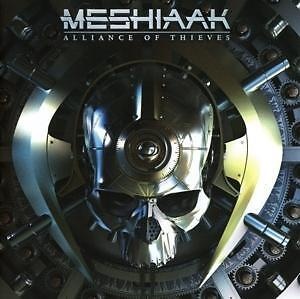 Meshiaak - Alliance Of Thieves     - CD NEU