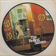 Rolling Stones Picture Disc