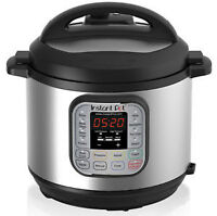 Instant Pot DUO60 electric pressure cooker ON SALE !!!!!