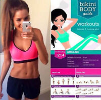 *5 guide new updated bundle* Kayla Itsines Bikini Body Guide