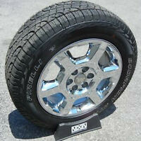 "20"" FORD F150 FACTORY WHEELS/TIRES - TRUCKS/SUV'S - CHEAP!!$$"
