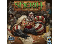 Sheriff of Nottingham Board Game - £20 – RRP £39.99 – Board game of the year 2015