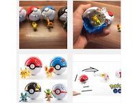 Pokemon go Pokeball bounce spring ball