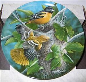 KEVIN-DANIEL-PLATE-THE-BALTIMORE-ORIOLE-3RD-ISSUE